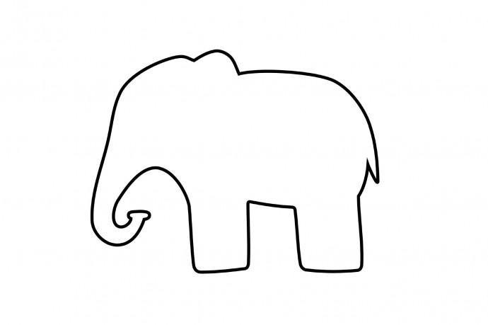 Слоник трафарет купить шторную ткань в нижнем новгороде