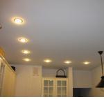 Натяжные потолки матовые с лампочками – Матовые натяжные потолки, цена за м2 в Москве