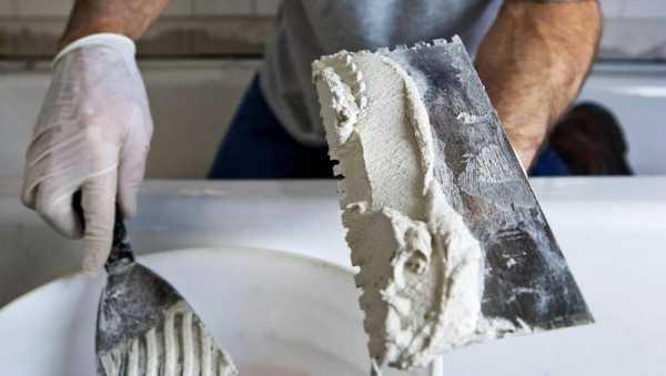 приготовление известковых глиняных цементных растворов